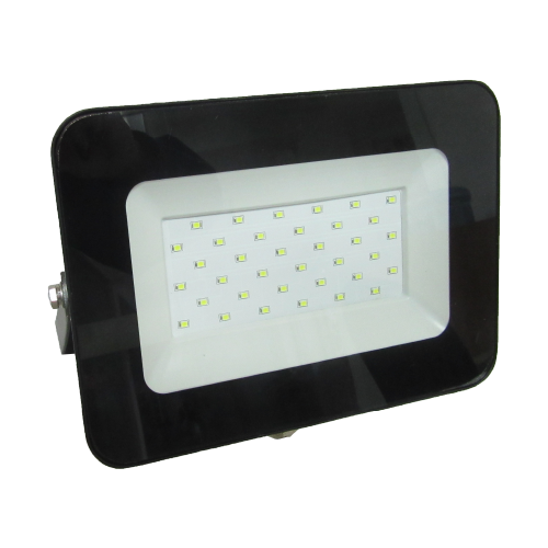 Proyector LED SMD 30W  - Luz cálida