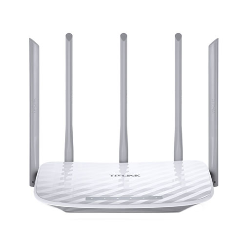 ARCHERC60-- ROUTER WIRELESS DUAL BAND 5 ANTENAS