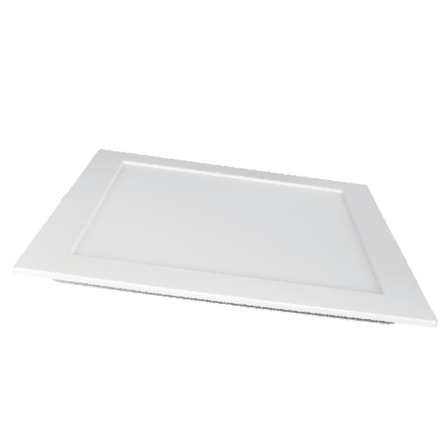 PANEL LED CUADRADO EMBUTIR 24W 3000K