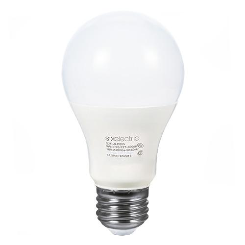 LAMP.LED BULB A60  7W E27 6000K