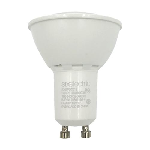 LAMP.DICROLED 6W  36º GU10 3000K