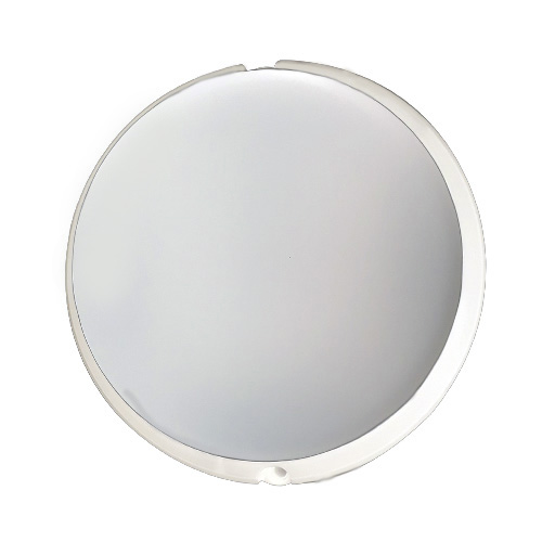 TORTUGA LED REDONDA BLANCA 12W 4500K