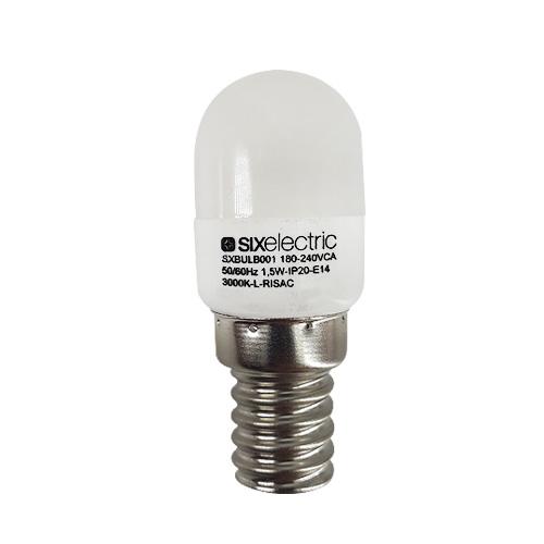 LAMP.LED PERFUME 1,5W E14 3000K